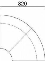 メリル 扇コーナー 図面