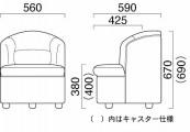 ホークA・AC図面