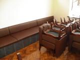 喫茶店(カフェ) ベンチ製作