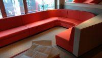 新規 クラブソファー製作